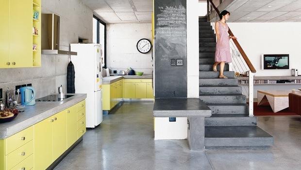 betonvloeren voor keukens en restaurants